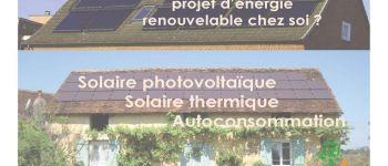 Energie Solaire : une Réunion d'Information pour vous Aider à Développer votre Projet Figeac