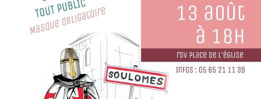 Animation de Circuit de Bourg à Soulomès Soulomès