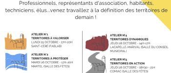 Rencontres \la Guinguette Itinérante\ à Marcilhac-sur-Célé Marcilhac-sur-Célé
