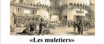 CONFÉRENCE - LES MULETIERS Langogne