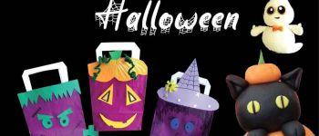 Journée créative sur le thème d\Halloween Uzès