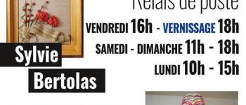 Exposition Clos des Arts Rochefort-du-Gard