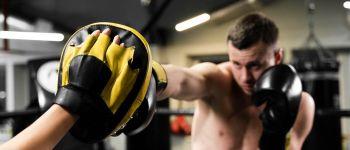 Initiation à la boxe Méjannes-le-Clap