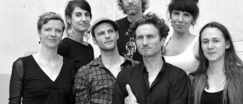 Concert \Des Fourmis dans les mains\ en septet Beaucaire
