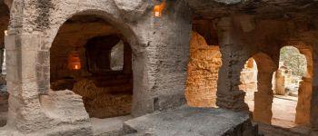 Visites guidées \L\Abbaye de Saint-Roman\ Beaucaire
