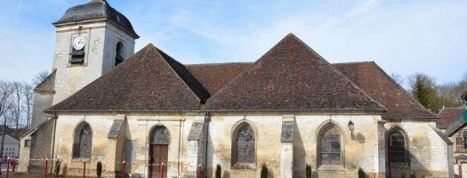 Eglise Saint-Liébault Estissac