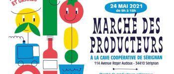 MARCHÉ DES PRODUCTEURS Sérignan