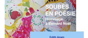 JOURNÉES DE POÉSIE DE SOUBÈS Soubès