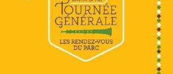 \Tournée Générale\ du Parc naturel régional des Grands Causses au restaurant Rodier Campagnac