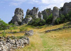 Rando découverte du site de Roquesaltes (Causse Noir) - (ANNULÉE EN AVRIL) Saint-André-de-Vézines