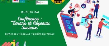Conférence: Ecrans et Réseaux Sociaux Luc-la-Primaube
